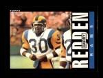 1985 Topps #85  Barry Redden  Front Thumbnail
