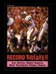 1985 Topps #4   -  Dan Marino Record Breaker Front Thumbnail