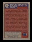 1985 Topps #96  Doug Martin  Back Thumbnail