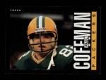 1985 Topps #67  Paul Coffman  Front Thumbnail