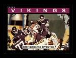 1985 Topps #89   Vikings Leaders Front Thumbnail