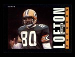 1985 Topps #75  James Lofton  Front Thumbnail
