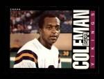 1985 Topps #92  Greg Coleman  Front Thumbnail
