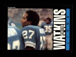 1985 Topps #65  Bobby Watkins  Front Thumbnail