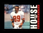 1985 Topps #172  Kevin House  Front Thumbnail