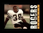 1985 Topps #107  George Rogers  Front Thumbnail