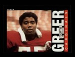 1985 Topps #141  Curtis Greer  Front Thumbnail