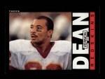 1985 Topps #180  Vernon Dean  Front Thumbnail