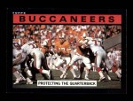 1985 Topps #166   Buccaneers Leaders Front Thumbnail