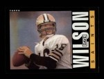 1985 Topps #108  Dave Wilson  Front Thumbnail