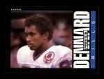 1985 Topps #200  Preston Dennard  Front Thumbnail