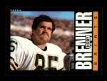 1985 Topps #102  Hoby Brenner  Front Thumbnail