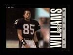 1985 Topps #298  Dokie Williams  Front Thumbnail