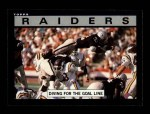 1985 Topps #281   Raiders Leaders Front Thumbnail