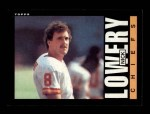 1985 Topps #277  Nick Lowery  Front Thumbnail