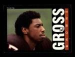 1985 Topps #229  Al Gross  Front Thumbnail
