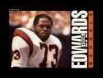 1985 Topps #215  Eddie Edwards  Front Thumbnail