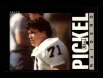 1985 Topps #296  Bill Pickel  Front Thumbnail