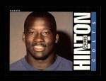 1985 Topps #263  Chris Hinton  Front Thumbnail