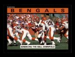 1985 Topps #209   Bengals Leaders Front Thumbnail