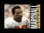 1985 Topps #279  Henry Marshall  Front Thumbnail