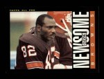 1985 Topps #232  Ozzie Newsome  Front Thumbnail