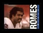1985 Topps #205  Charles Romes  Front Thumbnail