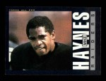 1985 Topps #290  Mike Haynes  Front Thumbnail
