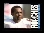 1985 Topps #254  Carl Roaches  Front Thumbnail