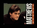 1985 Topps #230  Clay Matthews  Front Thumbnail