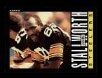 1985 Topps #363  John Stallworth  Front Thumbnail
