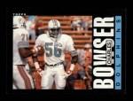 1985 Topps #306  Charles Bowser  Front Thumbnail