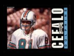 1985 Topps #307  Jimmy Cefalo  Front Thumbnail