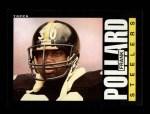 1985 Topps #361  Frank Pollard  Front Thumbnail