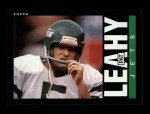 1985 Topps #342  Pat Leahy  Front Thumbnail