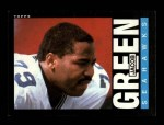1985 Topps #385  Jacob Green  Front Thumbnail