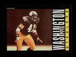 1985 Topps #364  Sam Washington  Front Thumbnail
