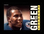 1985 Topps #373  Mike Green  Front Thumbnail