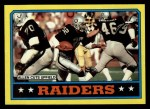 1986 Topps #60   Raiders Leaders Front Thumbnail