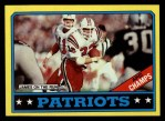 1986 Topps #29   Patriots Leaders Front Thumbnail
