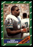 1986 Topps #56  Mike Charles  Front Thumbnail