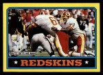 1986 Topps #170   Redskins Leaders Front Thumbnail