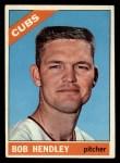 1966 Topps #82  Bob Hendley  Front Thumbnail