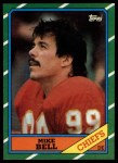 1986 Topps #309  Mike Bell  Front Thumbnail