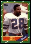 1986 Topps #386  Greg Bell  Front Thumbnail