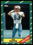 1986 Topps #355  Tim Smith  Front Thumbnail