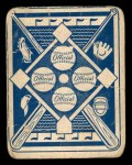 1951 Topps Blue Back #49  Hank Sauer  Back Thumbnail