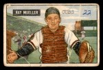 1951 Bowman #313  Ray Mueller  Front Thumbnail