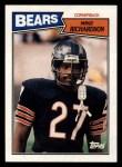 1987 Topps #60  Mike Richardson  Front Thumbnail