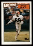 1987 Topps #94  Gerald McNeil  Front Thumbnail